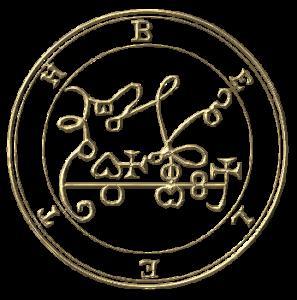 Beleth Sigil